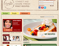 Frsh Social Media Site