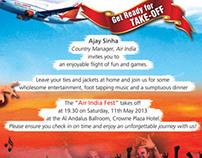 Air India Fest