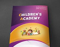 Children's Academy prochure