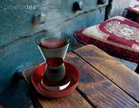 timefortea | The Tea Glass