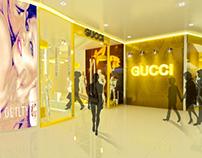 Gucci Boutique Proposal