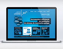 Galician Agency Innovation, UX, UI Web Design