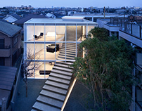 Stairway House / Studio Nendo