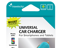 Travelocity Car Charger for Family Dollar