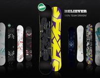 K2 Snowboard Selector