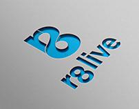 R8 Live /// Branding e Identidade Visual