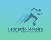 BRANDING LEONARDO MOREIRA - FISIOTERAPIA ORTO. E DESP.