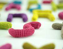 Crochet Alphabet #2