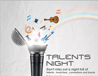 Talents Night