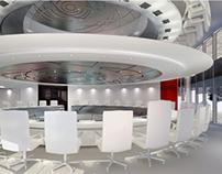 Omega boardroom