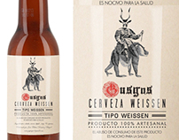 GUSGOS Beer