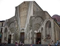 San Lorenzo Facade Artistic Impression