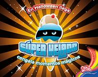 Crem Helado - Halloween campaign