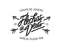 Logotipo Flechas de Deus