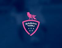 Sagantosu サガン鳥栖 | Branding & Emblem