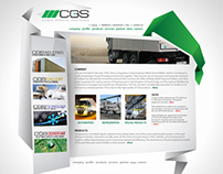 CGS - Website