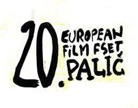 Fest Posters - 20. European Film Fest Palic