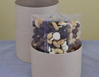 Deliverable Snack Packaging