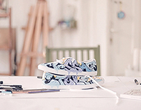 Kmr is coloring Vans Shoes