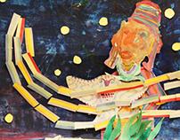 Animation & Documentary film about Maya Grand Elder