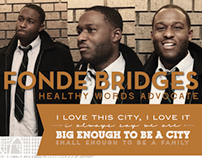 Fonde Bridges Poster