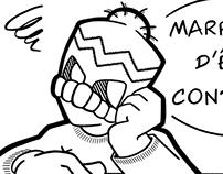 Snow Boy #7 - Marre d'être contrarié !