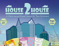 House 2 House board game