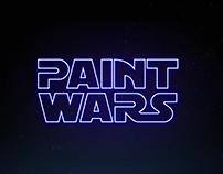 PINTURARÍA TRICOLOR / Homenaje a Star Wars
