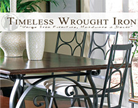 Timeless Wrought Iron: Dining Chair Guide