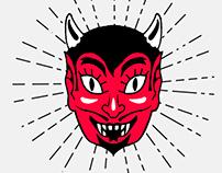 Diablo pin
