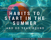 Habits to Start in the Summer