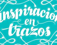 Lettering Inspiración en trazos