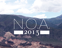 N.O.A. 2013