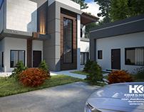 Modern Chalet Exterior Design