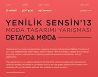YENİLİK SENSİN'13