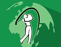 Global Golf Webiste Design UI/UX
