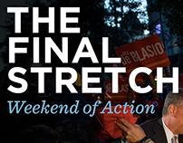 Bill de Blasio The Final Stretch Series