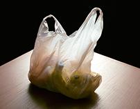 David Sykes - 'Plastic Bags'
