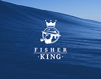 Fisher King || Logo & Branding