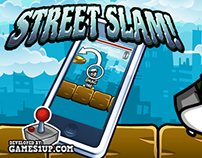 Street Slam Game Template - Games1up.com