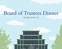Board of Trustees Dinner