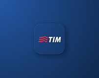 TIM iOS App - Redesign Concept