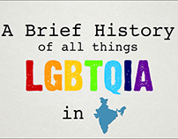 A Brief History of All Things LGBTQIA In India