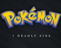 Pokemon 7 Deadly Sins