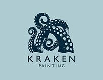 Kraken Painting