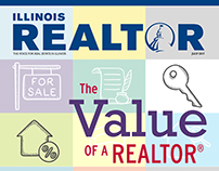 Illinois REALTOR Magazine - October - July 2017