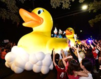 Rubber Duckies - Muses Parade 2017