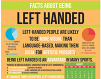 Facts About Being Left Handed
