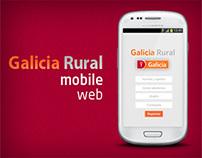Galicia Rural - Mobile