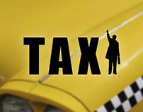 TAXI branding Concept
